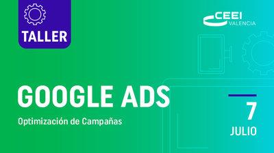 Taller Google ADS