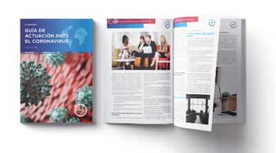 Coronavirus: Guía de actuación laboral para empresas GRATIS