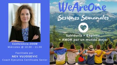 WeAreOne - Sesiones Semanales