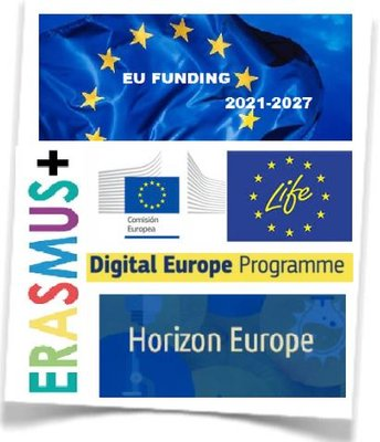 Financiacion Europea 2021-2027