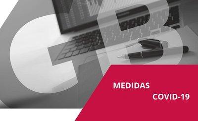 Guía de medidas financieras, legales y tributarias frente al COVID-19 realizadas por GB Consultores