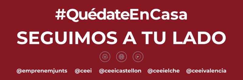 Próximos Webinars / Actualidad #QuédateEnCasa