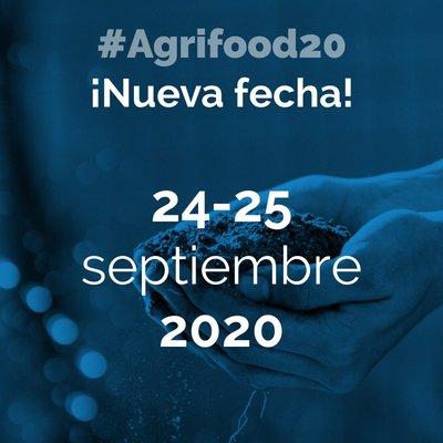 Smart Agrifood Summit 2020 nuevas fechas