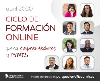 Las jornadas estarán impartidas por técnicos expertos del PCUMH y por profesionales de reconocido prestigio como Lucía Ruiz, Guillermo Sánchez y Javier Gosende.