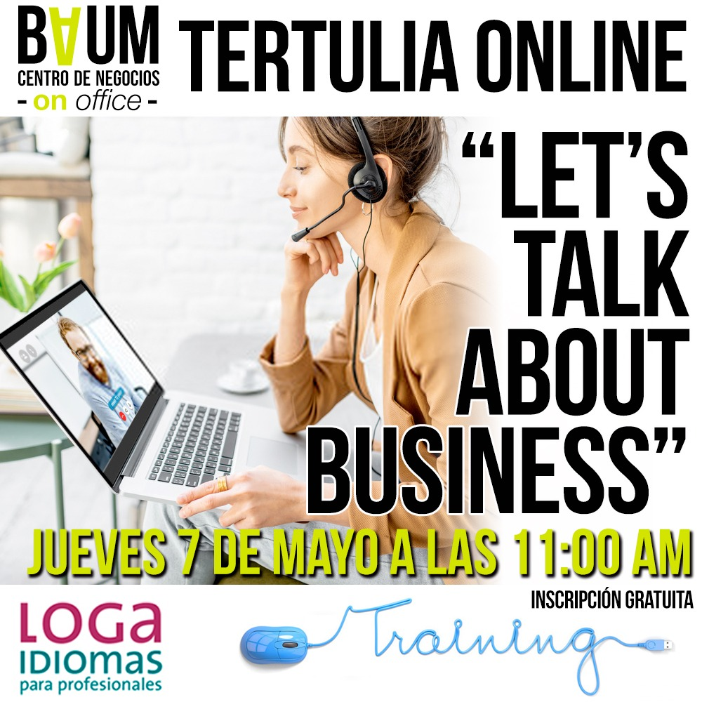 Let´s talk about Business ! BAUM #Life