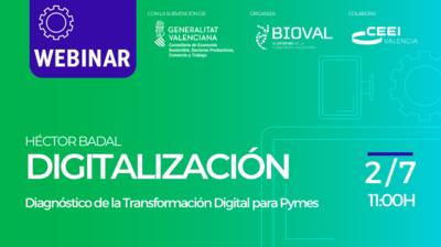 Webinar Diagnóstico de Transformación Digital para Pymes