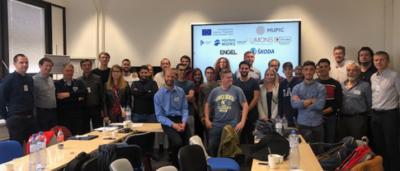 Cinco estudiantes de Florida Universitària ultiman su participación en el proyecto internacional MUPIC