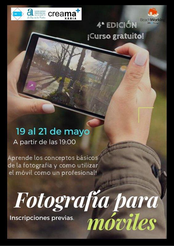 fotografia con movil adl tecnologico
