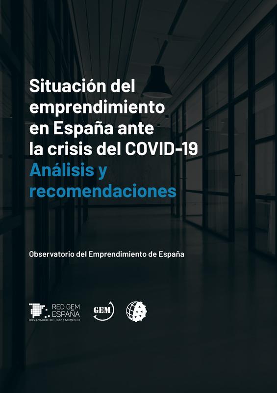 Informe de la Situación del emprendimiento en España ante la crisis del COVID-19