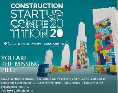 Construction Startup Competition 2020