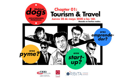 Webinar dogs Chapter 1: Tourism & Travel