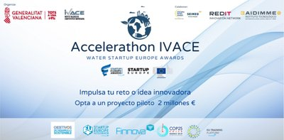 Accelerathon Retos-Agua