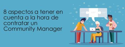 contratar community manager