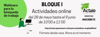 Webinars Actaio