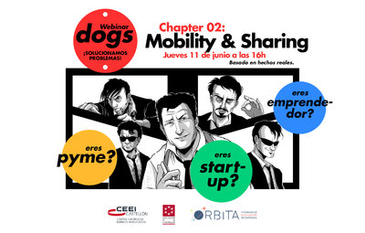 Webinar Dogs: Chapter 2, Mobility & Sharing