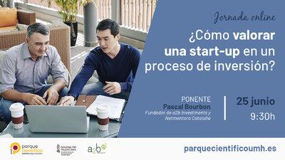 La jornada estará a cargo de Pascal Bourbon, fundador y CEO de a2b Investments, y fundador y consejero de Netmentora Cataluña