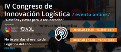 """IV Congreso de Innovación Logística: """"Desafíos y claves para la recuperación"""""""