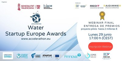 Water Startup Europe Awards