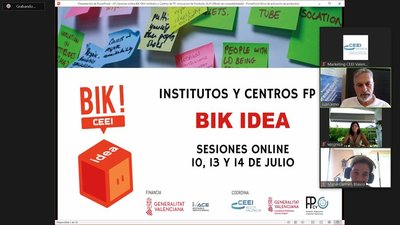 Bik Idea Institutos y Centros de FP