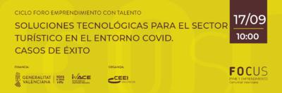 Foro Emprendimiento con Talento Turismo Soluciones Tecnológicas