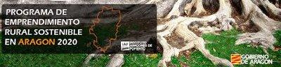 III Programa Emprendimiento Rural Sostenible Aragón 2020