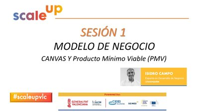 SCALE UP 2020 - SESION 1