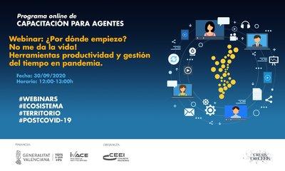 Presentación Marta Palomar, Productividad-Capacitación agentes 30092020