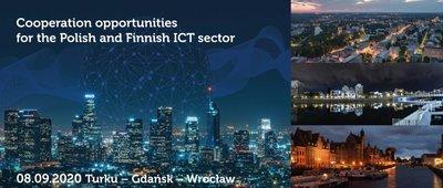 Nuevas oportunidades de cooperación internacional para empresas del sector TIC de Polonia y Finlandia