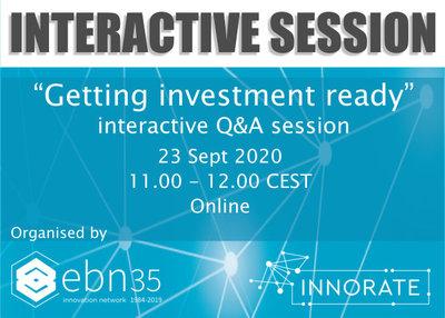 Preparando la inversión   InnoRate