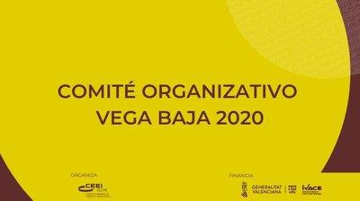 Comité Organizativo Focus Pyme y Emprendimiento Vega Baja 20