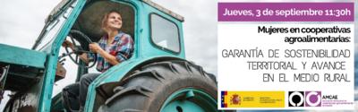 """Jornada de AMCAE: """"Garantía de sostenibilidad territorial y avance en el medio rural"""""""