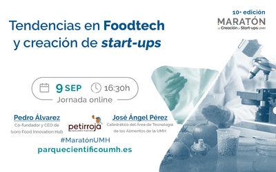 Tendencias en foodtech y creación de start-ups