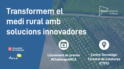Gran Final SmartCatalonia Challenge 2020 amb l'Associació d'Iniciatives Rurals de Catalunya
