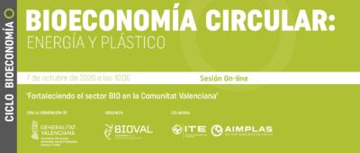 Ciclo Bioeconomia Circular: Energía y Plástico