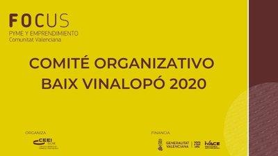 Comité organizativo Baix Vinalopó