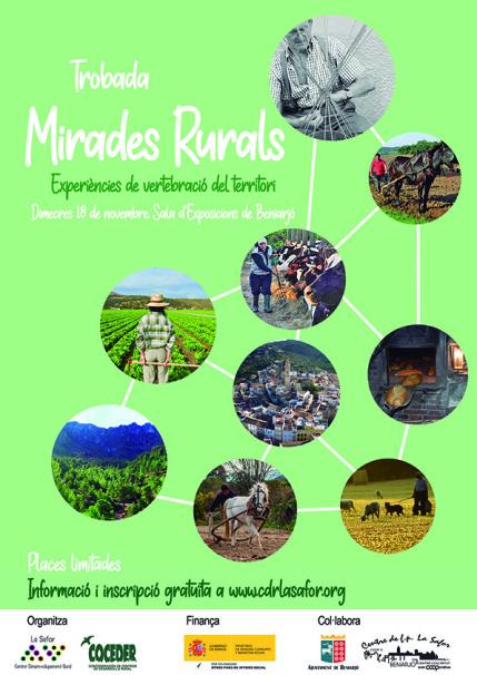 Miradas Rurales. Experiencias de Vertebración del Territorio