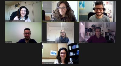 Comité organizativo focus pyme