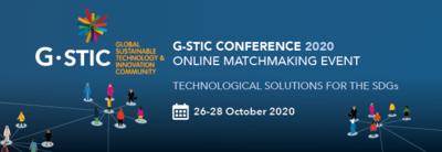 G-STIC 2020 | Evento virtual de emparejamiento