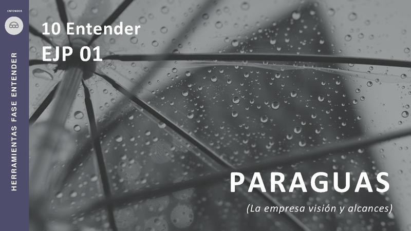 ENTENDER 10 Paragüas EJP 01