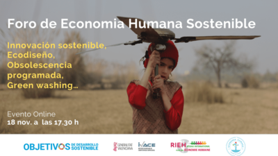 II Foro Economía Humana Sostenible