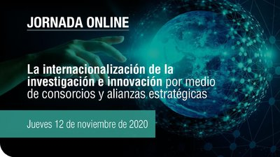 La internacionalización de la investigación e innovación por medio de consorcios y alianzas estratégicas