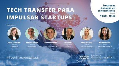 Cartel #TechTransferStartups
