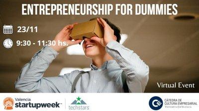 Webinar | Entrepreneurship for dummies