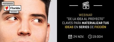 De la idea al proyecto: Claves para materializar tus ideas en series de ficción