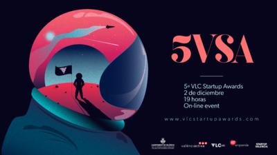 5º Edición VLC Startup Awards 2020