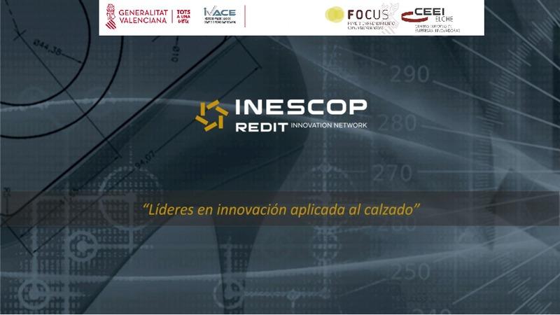 INESCOP - Líderes en innovación aplicada al calzado