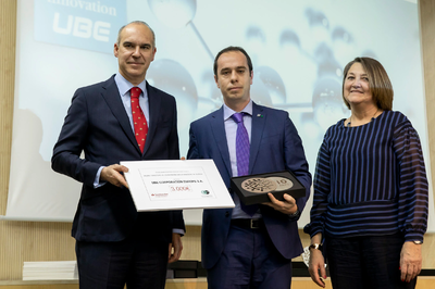 Las empresas Darwin, UBE y VlcPhotonics, ganadoras en los Premios rePCV 2020