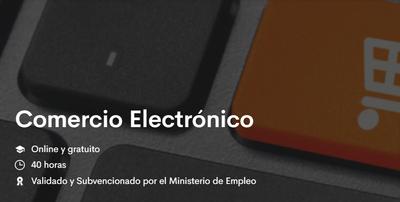 Curso Online en Comercio Electrónico