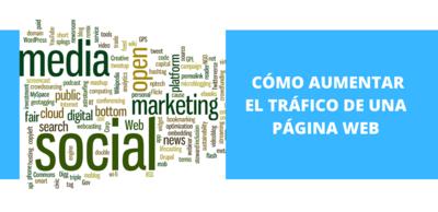 aumentar tráfico web