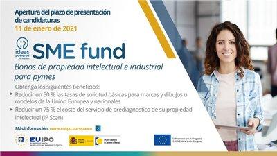 Fondo de subvenciones de 20 millones EUR para ayudar a pymes a obtener el máximo partido de sus activos en propiedad intelectual